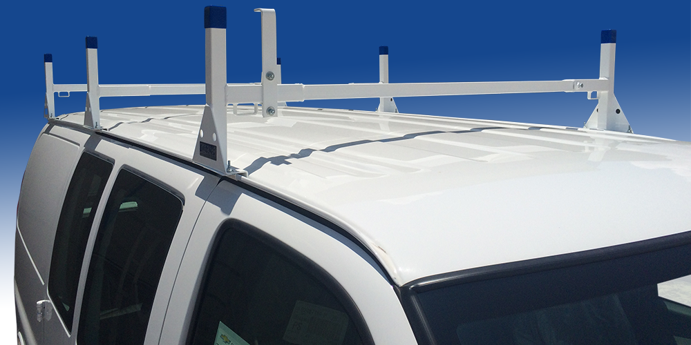 Van Ladder Racks For Ford Chevy Amp Sprinter Texas Truck