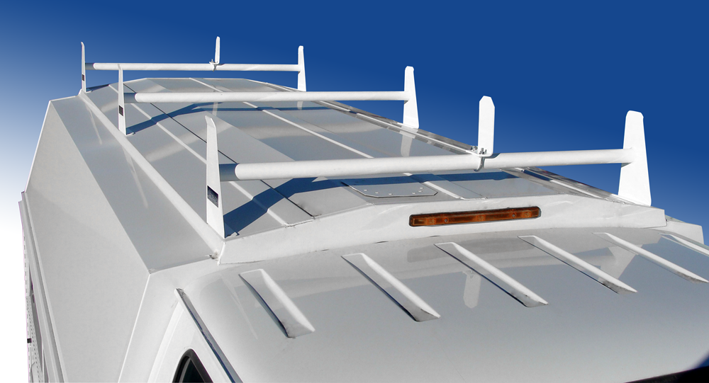 Kuv Ladder Rack Single Wheel Texas Truck Racks